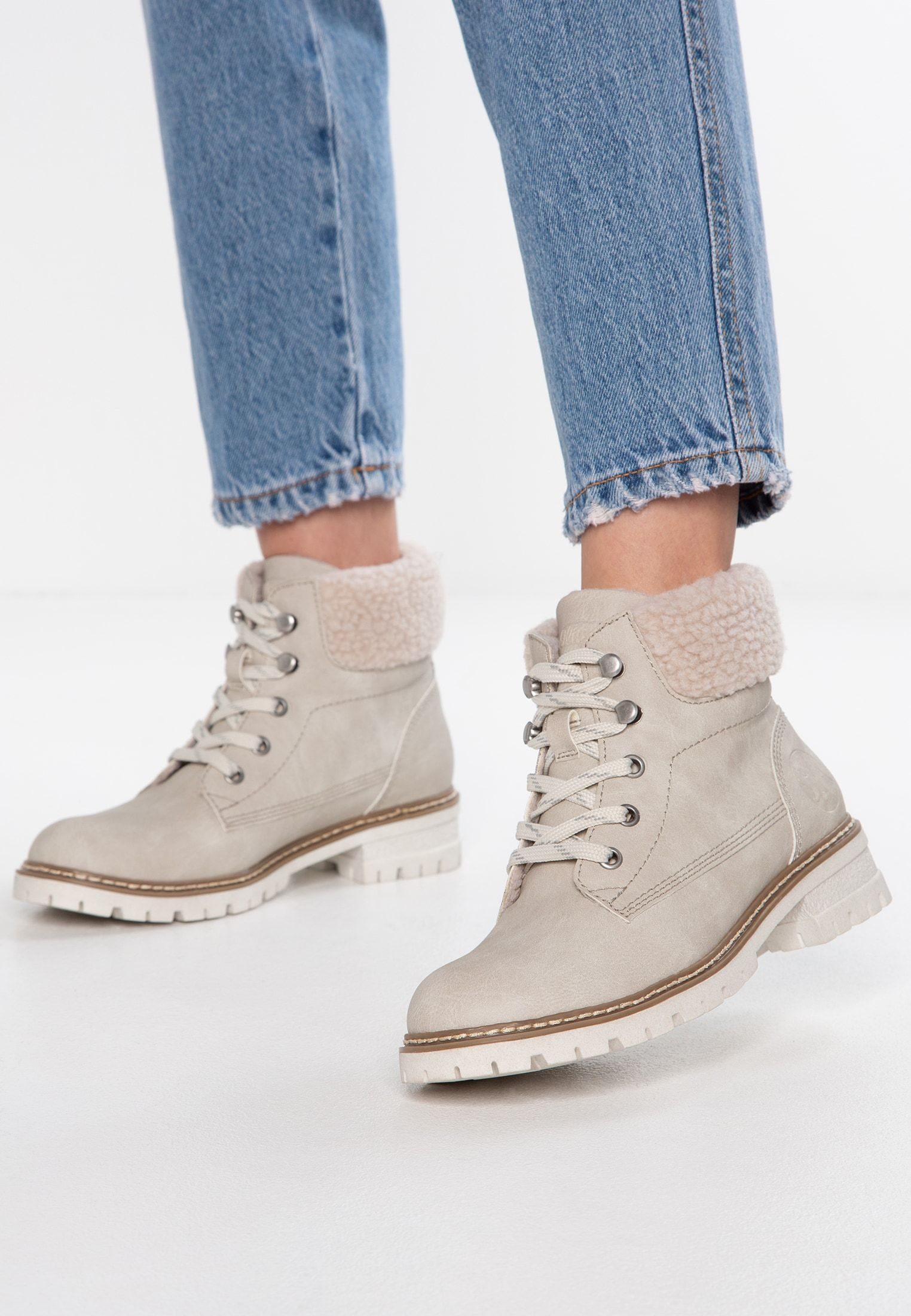 super popular 528df 0c08a Ankle boots - ice | Buy | Boots, Ankle boots, Ankle