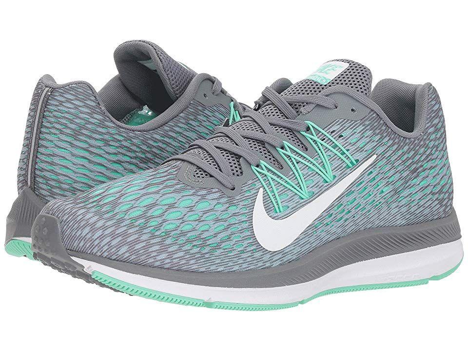 6ebbe0aa68c Nike Air Zoom Winflo 5 (Cool Grey/White/Wolf Grey/Pure Platinum ...