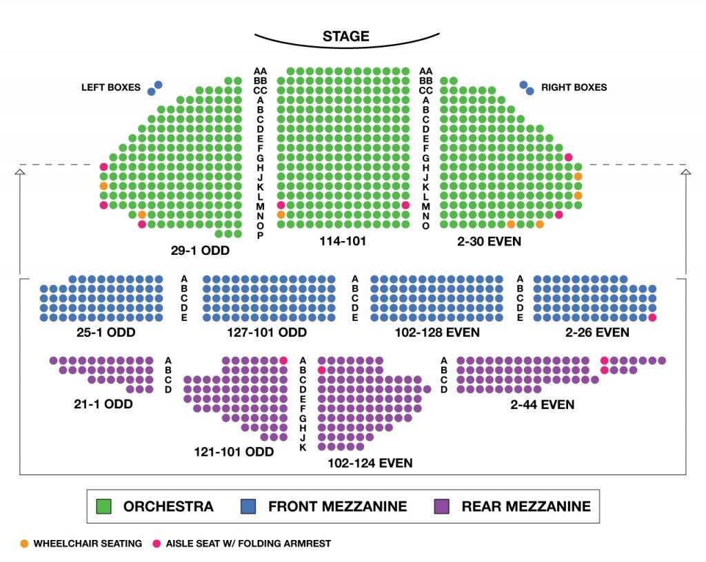 The Most Incredible Broadway Theatre Seating Chart Broadwaymajestictheatreseatingchart Broadwaytheatreinteractiveseatingchar Theater Seating Broadway Theatre Seating Charts