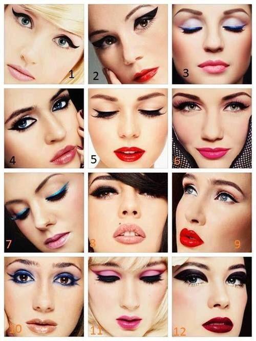 Top 10 Eye Makeup Tips