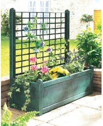 Good Trellis Garden Planters Buy One, Get One Free