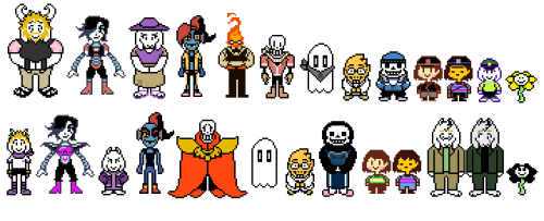Galaxa 13 Whoop Have Some Trainertale And Altertale Sprites