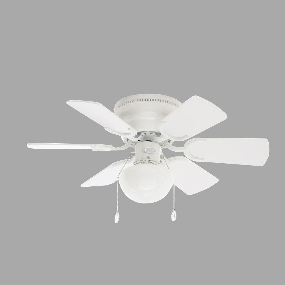 Westinghouse petite 30 in white ceiling fan 7810800 the home westinghouse petite 30 in white ceiling fan 7810800 the home depot mozeypictures Images