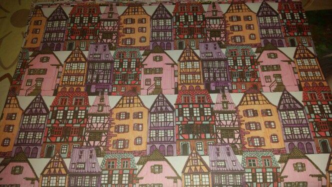 Kleurplaten Van Huizen : Kleurplaat huizen kleurboek action paars acti