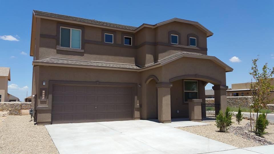 Carefree Morocco 2236 Sqft Lomas Del Este El Paso Tx 79938 Carefree Homes New Homes New Home Builders