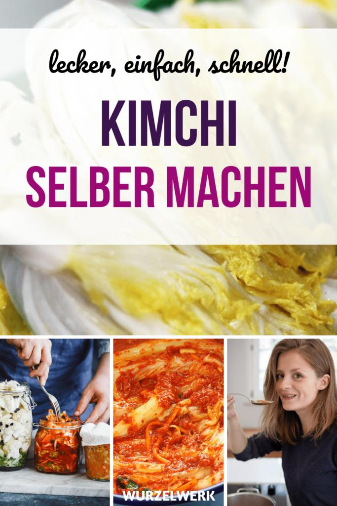Das leckerste Kimchi-Rezept - Kimchi schnell & einfach selber machen! - Wurzelwerk #workoutfood