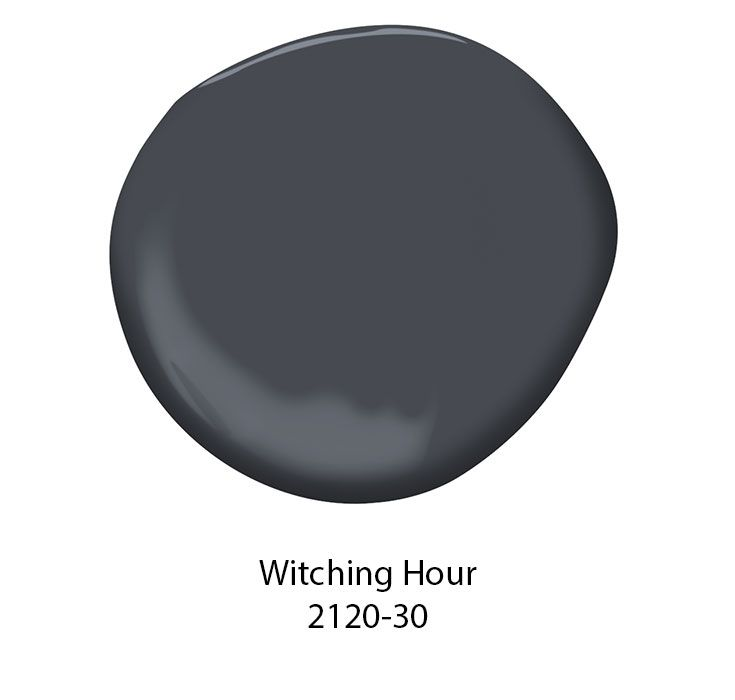 Always Know The Time With 'Witching Hour' 2120-30 From