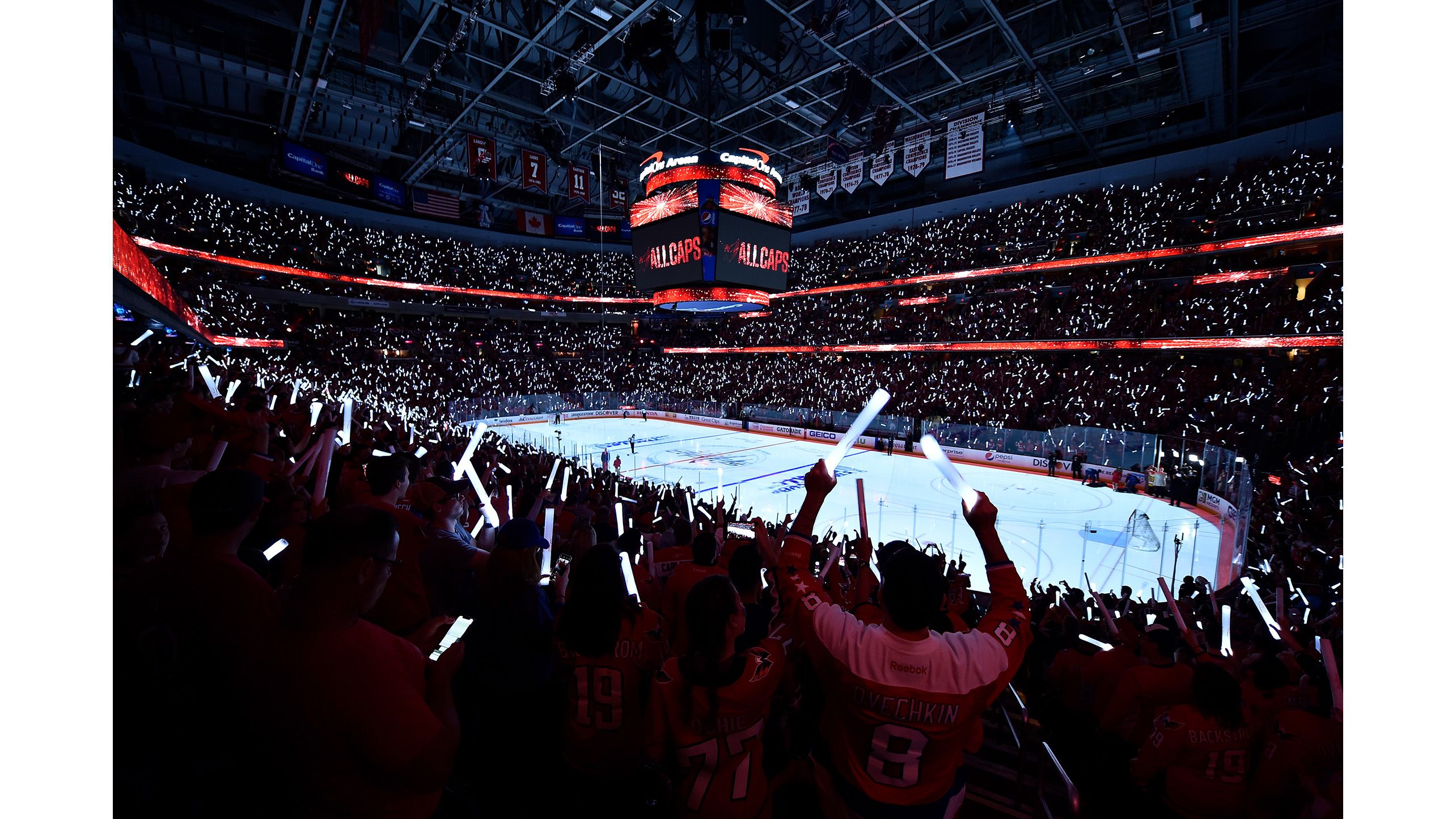 A General View Of The Arena Prior To Game Four Of The Stanley Cup Final Between The Washington Capitals And Vegas Golden Knights Dur Sports Business Sports Nhl
