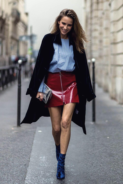 5505b781 Alexandra Lapp at Paris Fashion Week | S T Y L E in 2019 | Fashion ...