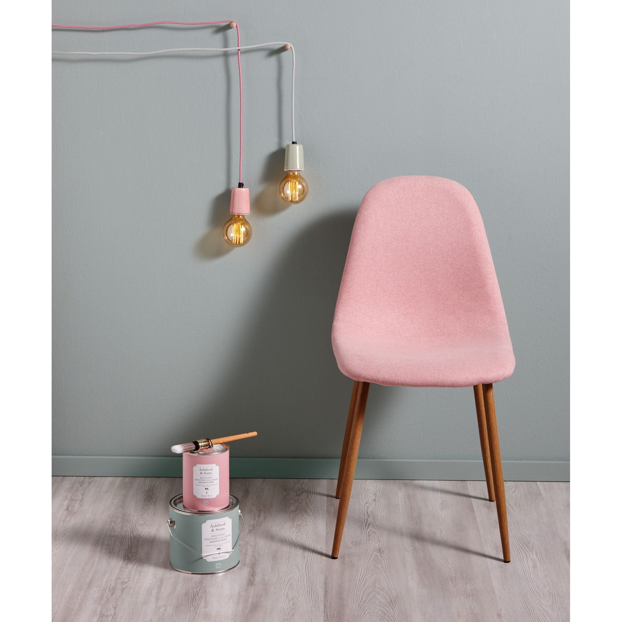 Match je kleur verf met je accessoires! #wonen #interieur #DIY #verf ...