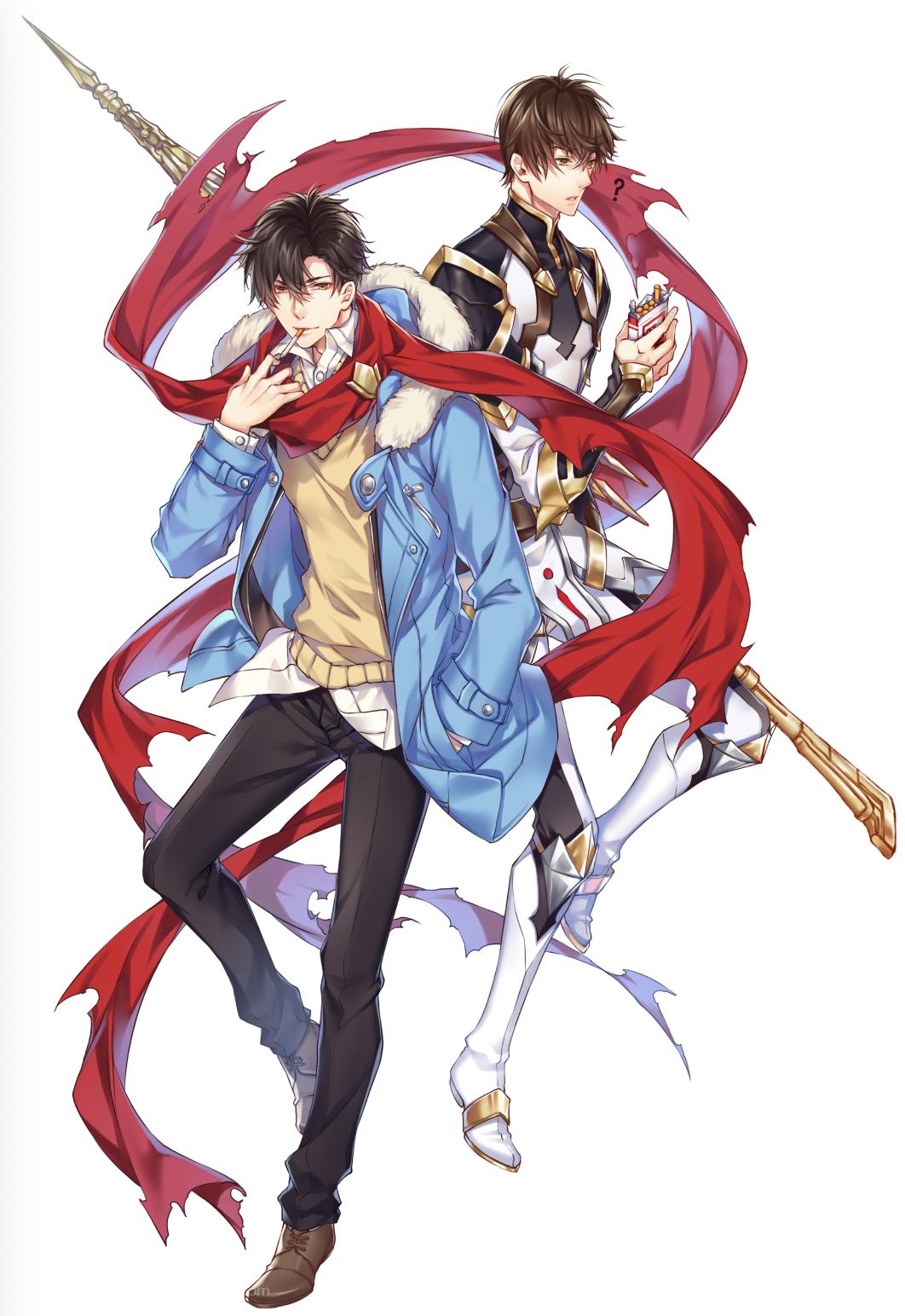 Ye Xiu Anime, Avatar, Nghệ thuật
