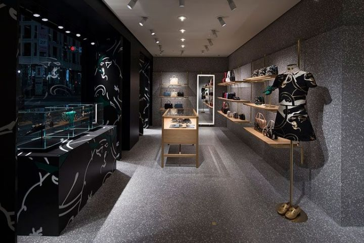 Valentino Opens New Store At Ginza Six Tokyo By David