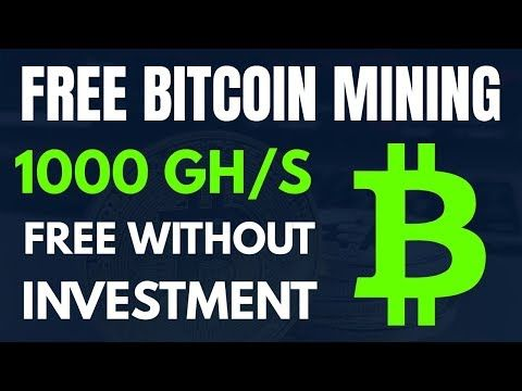 🔥New Free bitcoin CloudMining site 2019 Earn 0.01 Bitcoin Daily 100% withdrawal without investment