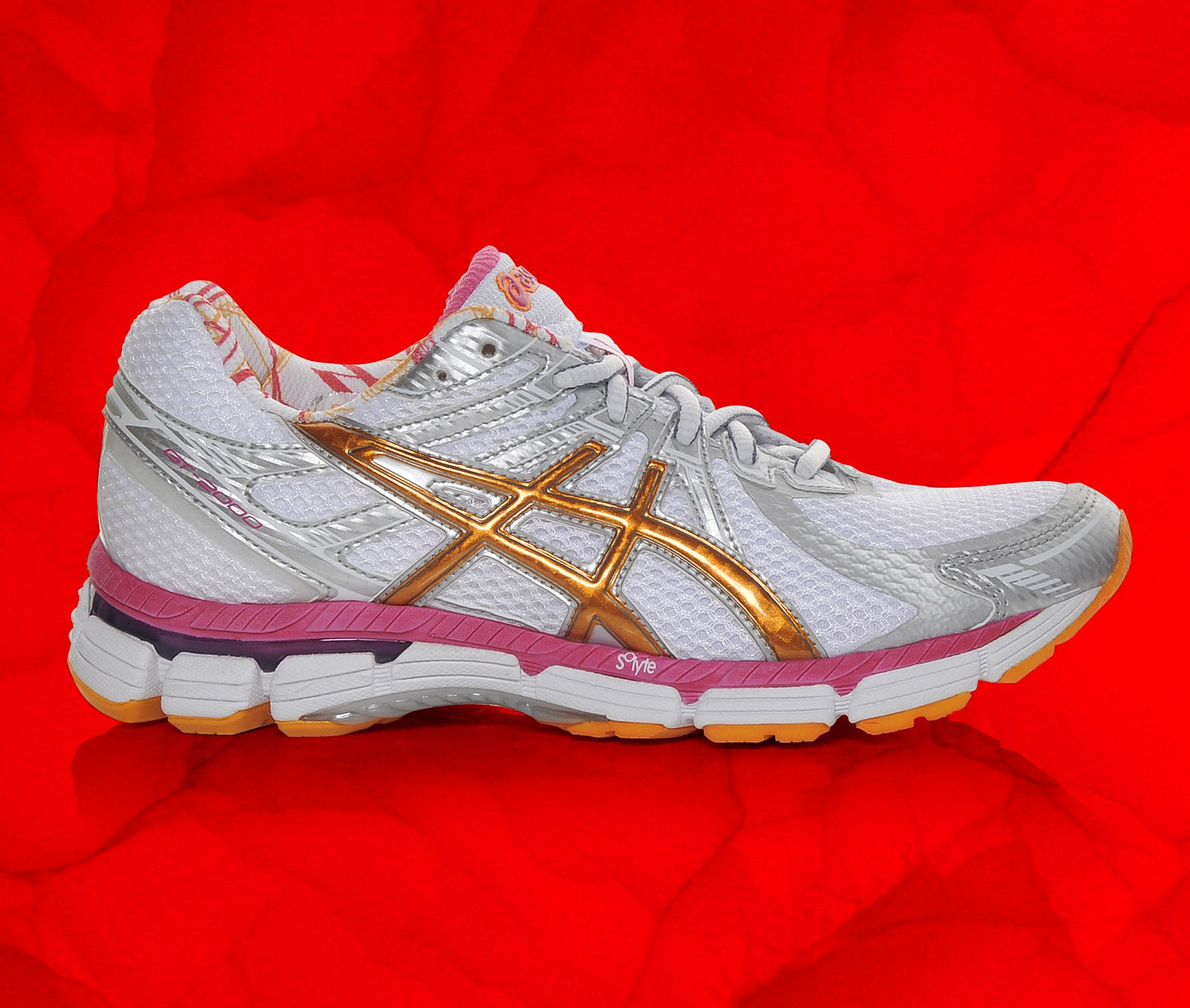 Kick Your Fitness Up A Notch With The Asics GT-2000