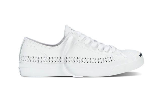 zapatillas blancas converse mujer precio