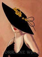 Hats- Lorraine Dell Wood