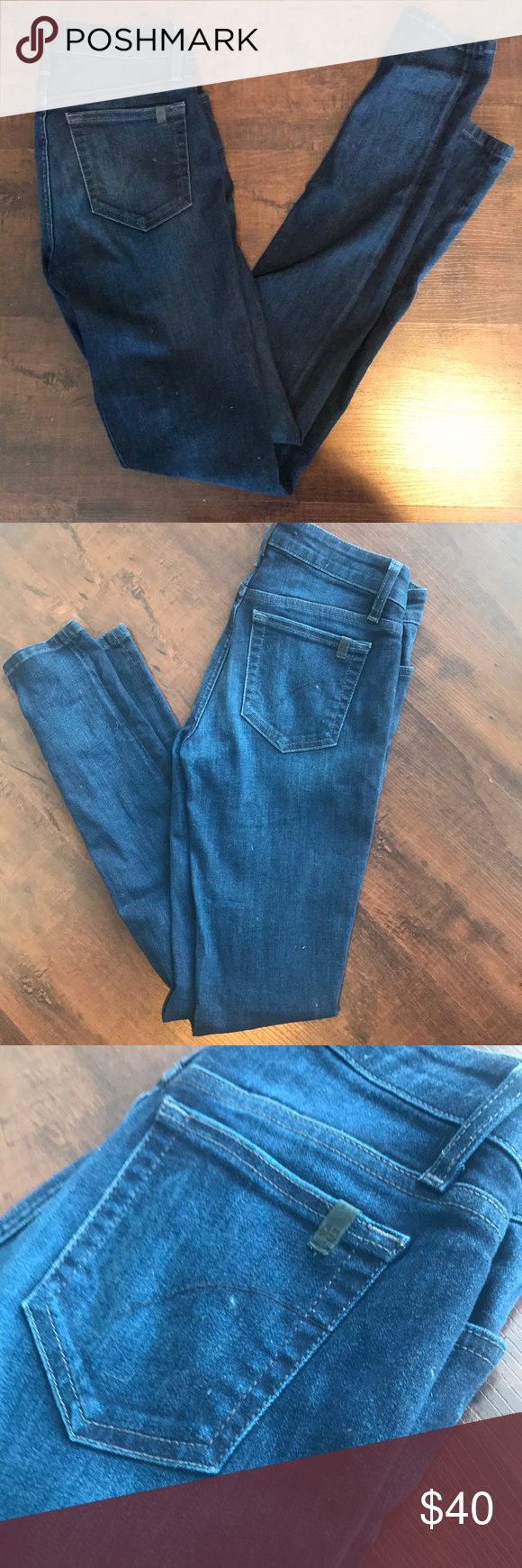 Joe Jeans Dark Washed Size W 27 Joes Jeans Jeans Clothes For Sale