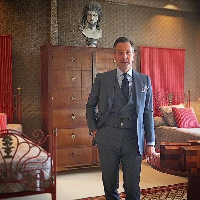 6f43aa470 Photo from alexander.kraft 3 Piece Suits, Bespoke Tailoring, Home Bedroom,  Bedrooms