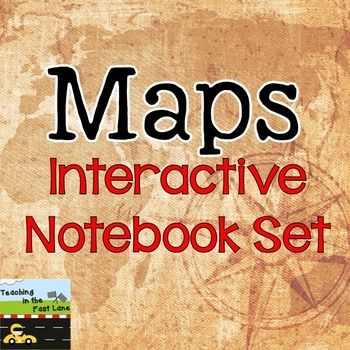State country and world maps interactive notebook set a great set state country and world maps interactive notebook set a great set of notebooking activities gumiabroncs Gallery