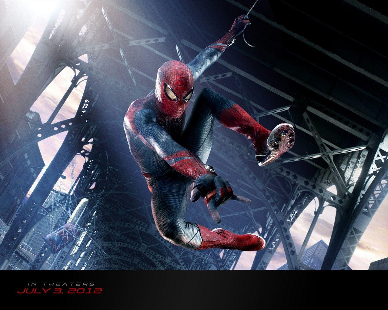 Amazing Spiderman Wallpaper Hd Widescreen 10 Mobile Wallpapers