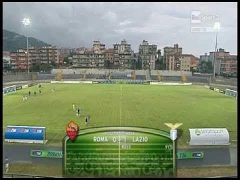 Roma - Lazio 0 : 1 dts. Sono le aquile di Inzaghi ad accedere alla finale di martedi prossimo a Chiavari dopo una gara... http://bit.ly/1G0IVHO