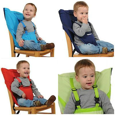 Details About New Baby Portable High Chair Feeding Seat Infant