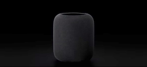 Apple launches HomePod, a Sonoslooking device meant to