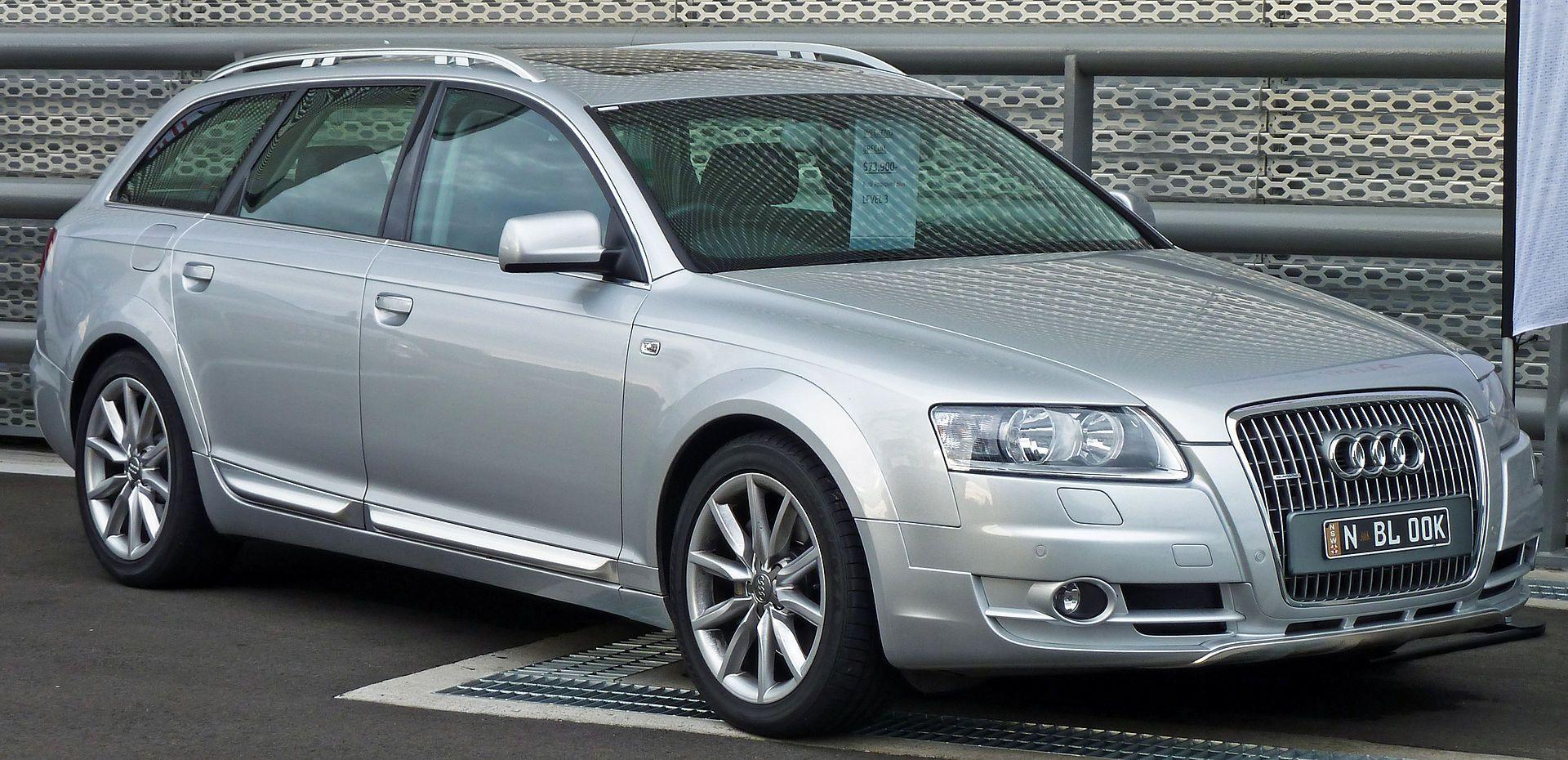 2007 audi a6 4f allroad quattro 3 0 tdi station wagon 02 audi a6