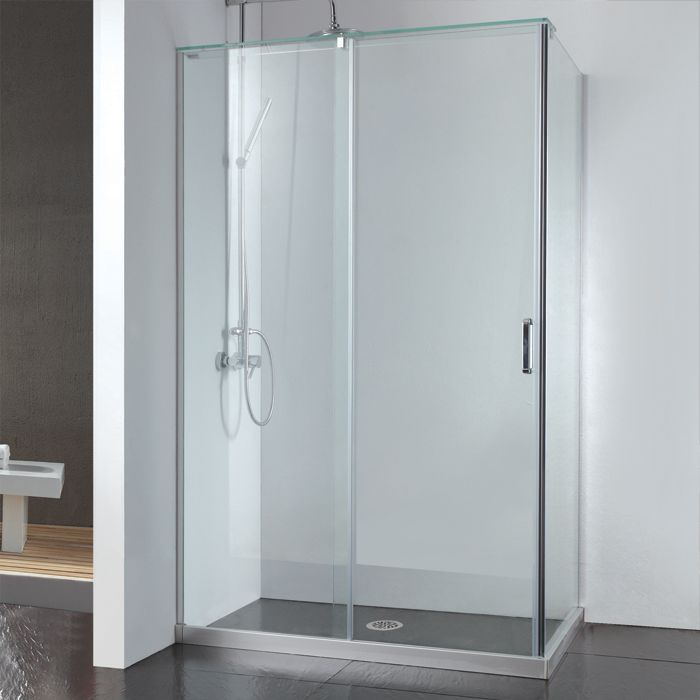 48 X 32 Alva Corner Shower Enclosure With Sliding Door 1000 Corner Shower Enclosures Shower Enclosure Bathroom Shower Enclosures
