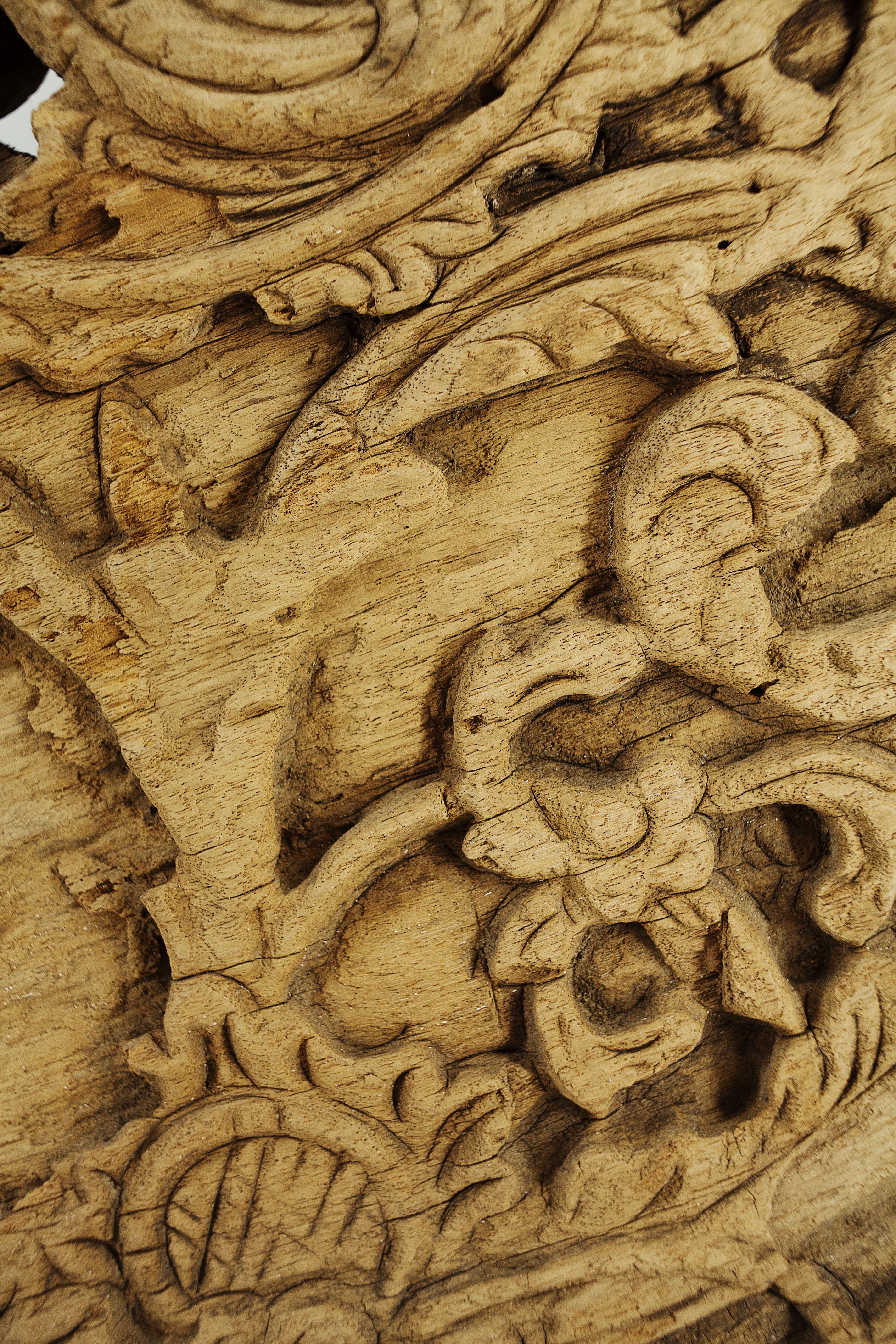 Wooden bracket | Indonesia
