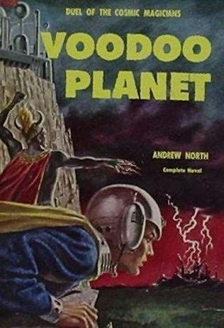 book cover of   Voodoo Planet