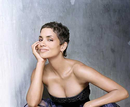 Halle Berry Short Hairstyles 100 best pixie cuts httpwwwshort hairstylesco Halle Berry Super Short Pixie