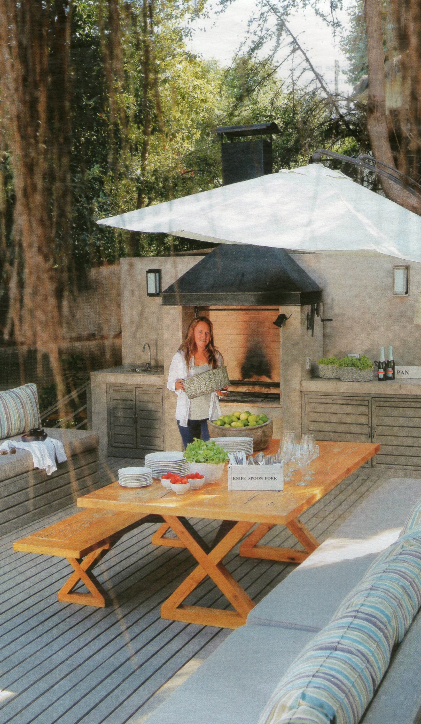 Quincho patio pinterest terrazas parrilla y quinchos for Terrazas quinchos
