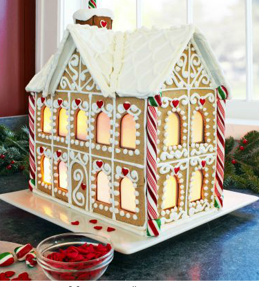 Best+gingerbread+houses | Dream Gingerbread House Kit