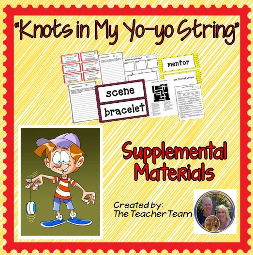 a summary of knots in my yo yo string by jerry spinelli essay Jerry spinelli's knots in my yo-yo string: a summary knots in my yo-yo string is an autobiography written by jerry spinelli jerry spinelli describes his childhood in first person which allows the reader to feel like he or she is there.