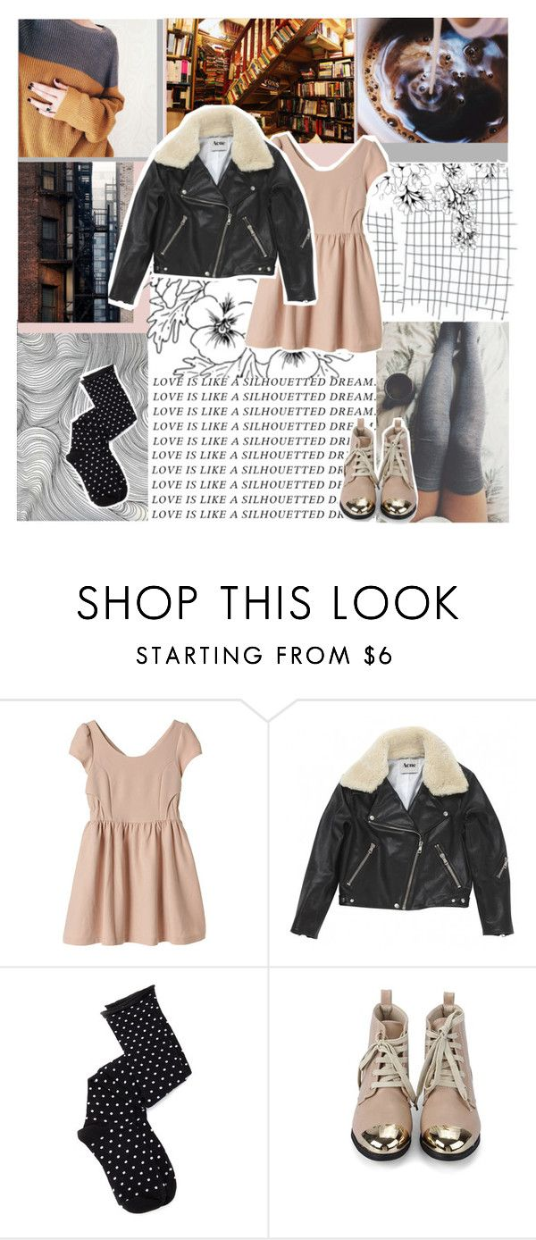 """once the show gets started it's bound to be a sight to see"" by dreams-of-a-samurai ❤ liked on Polyvore featuring Acne Studios and Charlotte Russe"