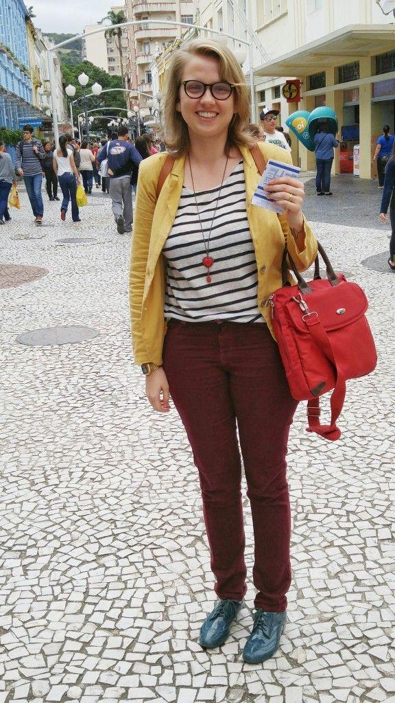 Confira moda de rua em Florianópolis.