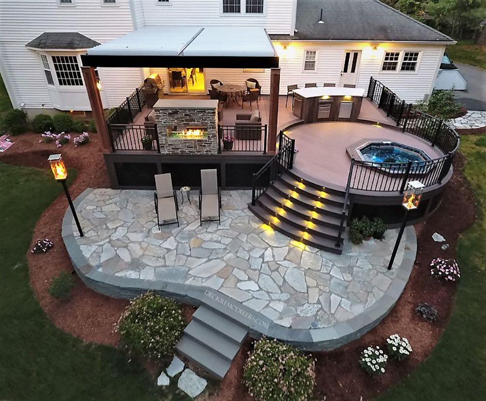 20 Paver patio ideas in 20   patio, paver patio, backyard patio