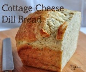 cottage cheese dill bread recipe recipes to try pinterest rh pinterest com Butermilk & Cottage Cheese Bread Butermilk & Cottage Cheese Bread