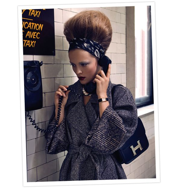 I wanna rock this beehive.