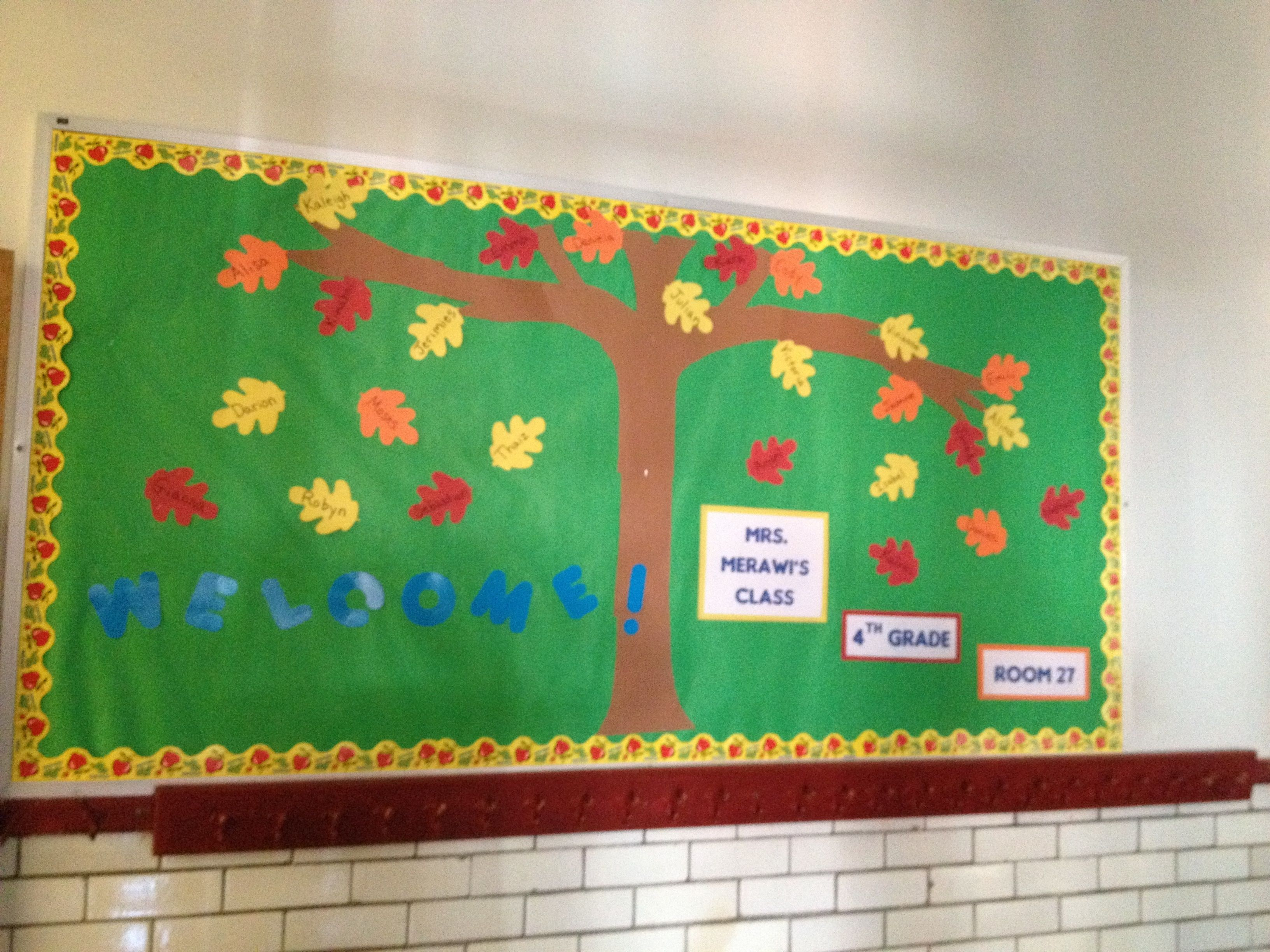 to wear - Quotes Fall for bulletin boards video