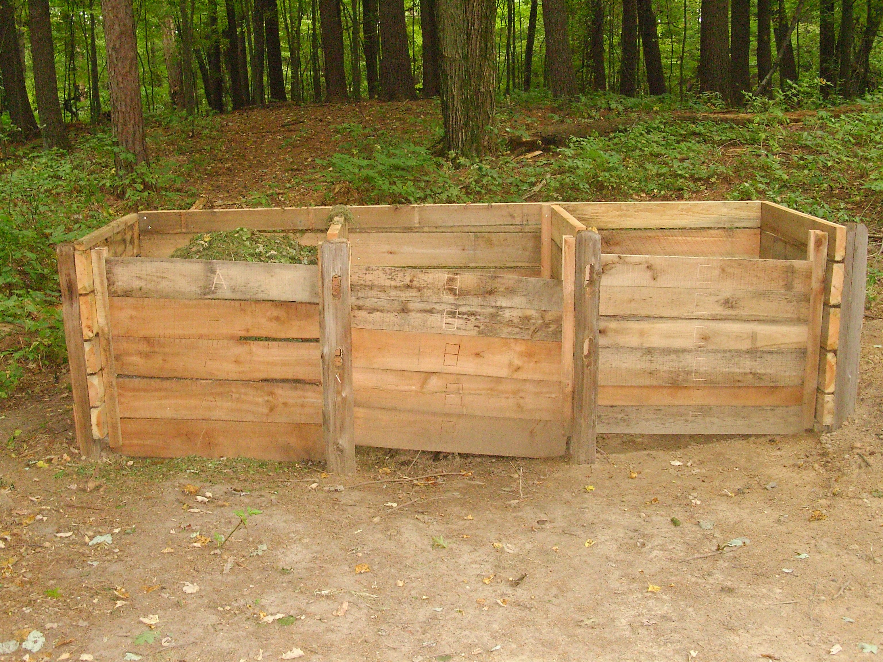 Diy Compost Bin Plans Different Types Of Diy Compost Bin Plans Garden Garden