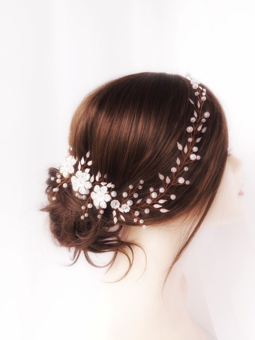 the only handmade briday hair accessory shop in the