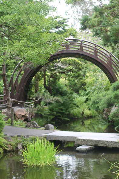 Got my zen on this week at the SF Japanese Tea Garden. Get inspired ...