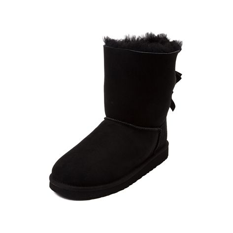 e9363b42cc9 Shop for YouthTween UGG® Bailey Bow Boot in Black at Journeys Kidz ...