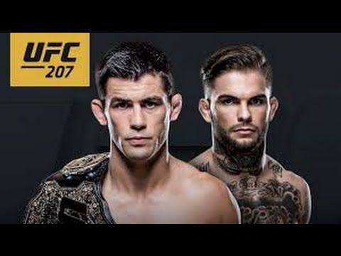 Cody Garbrandt Vs Dominick Cruz Highlights Ufc 207 Ufc News Dominick Cruz Ufc