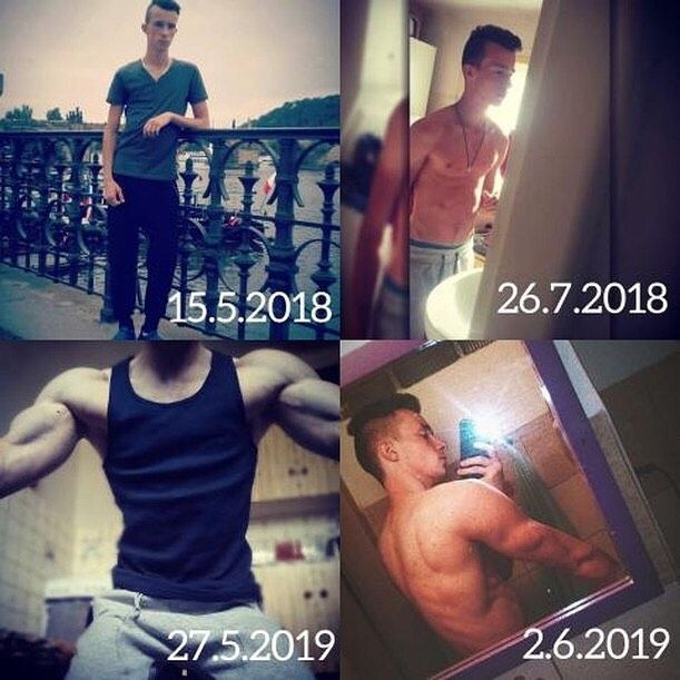 @mrtvy_skladatel #mojepromena #promena #fitness #fitnesslife #fitnessmotivatio...