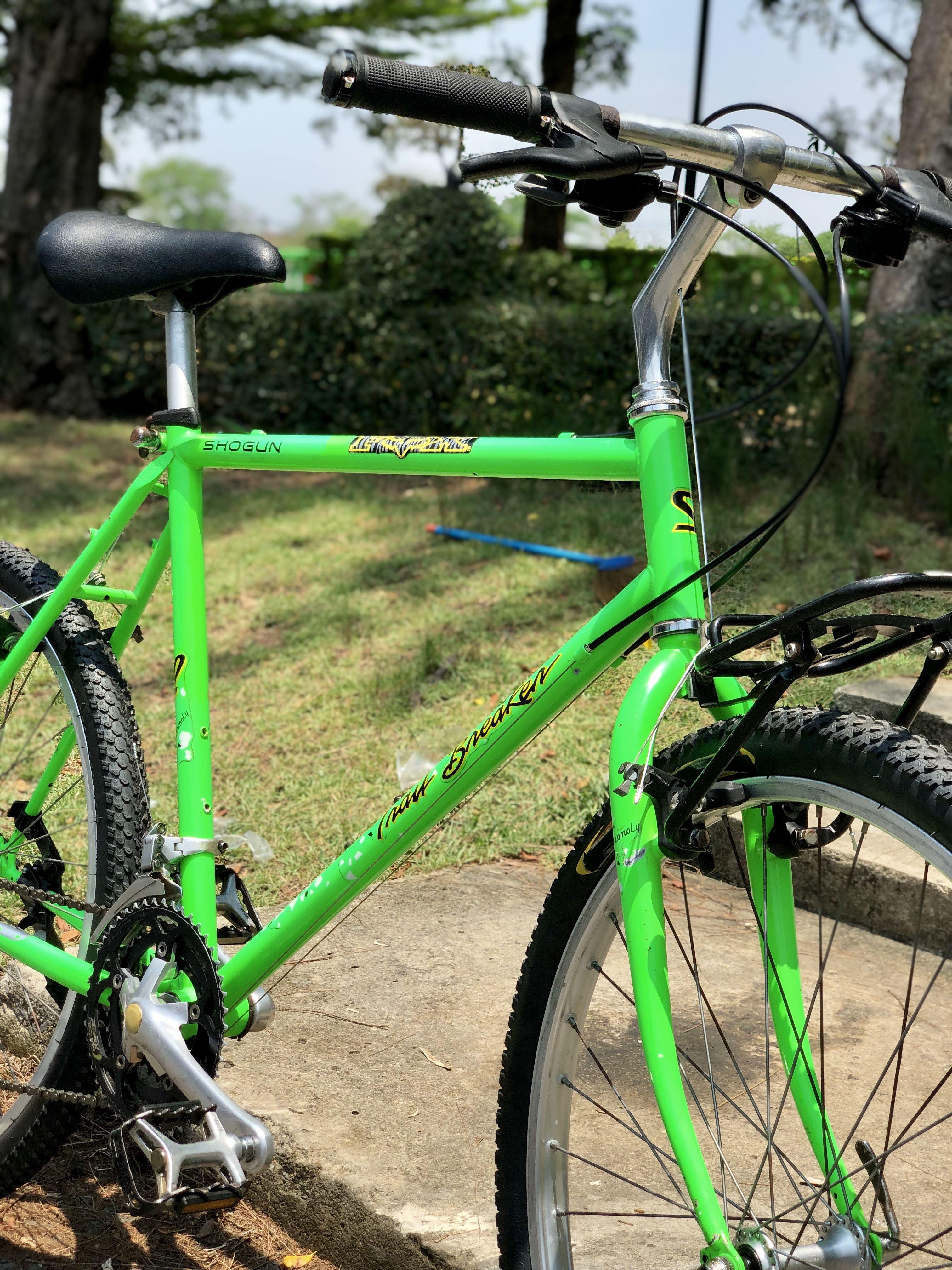 1cd717e5bdd Shogun Trail Breaker 2 rebuilt | Retro Mountain bike