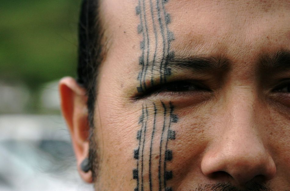 Tribal Face Tattoo Tribal Face Tattoo Tribal Face Face Tattoos