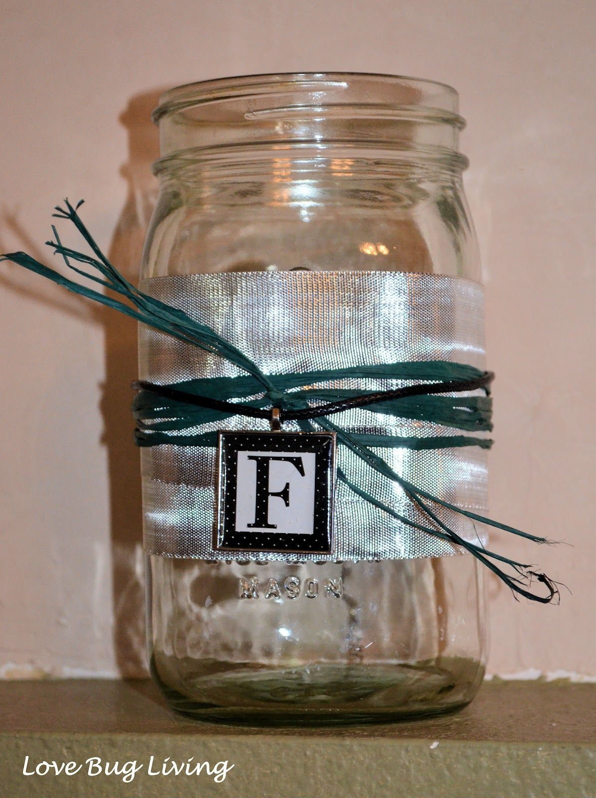 Wedding Shower Gift: Mason Jar Bouquet Holder | Wedding ...